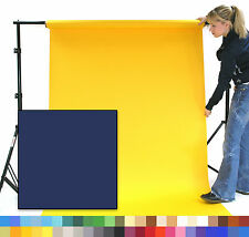 OXFORD BLUE Creativity Photographic Background Paper 1.35 x 11m Roll - 101201