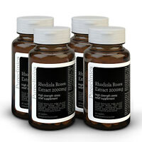 Rhodiola Rosea 2000mg - 12 Months APPROVISIONNEMENT - Triple Force antistress