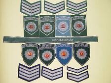 Konvult DDR Schutzpolizei Volkspolizei Betriebsschutz ABV