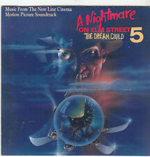 A Nightmare On Elm Street:5-1989- Soundtrack-10 Tr-CD