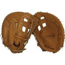 "Wilson A2000 Pro Series Baseball 12.5"" First Base Glove, Left-Hand Thrower ONLY"