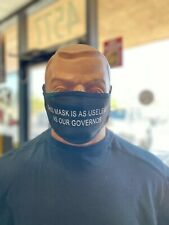 NOVELTY 2020 Fabric Face Mask   |     This Mask Is As Useless as Our Governor