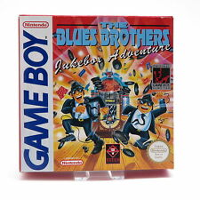 GameBoy | The Blues Brothers Jukebox Adventure OVP CIB | Nintendo Game Boy GB Sp