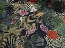 (36,99€/1m) Burda Style, Baumwolle, Blumenmuster, dezent