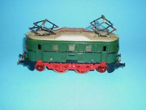 30016320 - Fleischmann elektr. E-Lok 335 grün Spur 0