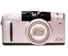 CANON Z115 SAF 35mm Camera With Canon 38-115mm f/3.6-8.5 Zoom Lens -  Y96