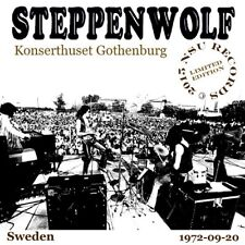 STEPPENWOLF  LIVE IN GOTHENBURG, SWEDEN  1972 SEPTEMBER 20th  LTD CD
