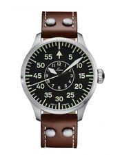 Laco Aachen Type-B Dial Miyota Automatic Pilot Watch Sapphire Crystal #861690 42