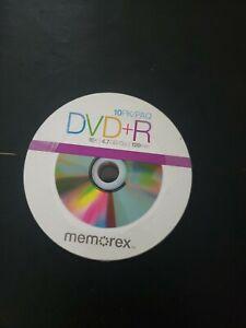 DVD R 10 Pack