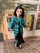 Tonner Ellowyne Ooak Fashion Outfit 16� Dolls Three Piece Outfit M&L Designs