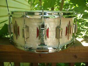 Vintage Leedy/WFL parts/  Hand Crafted 6x14 shell