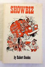 1982 Robert Gooden ~ SHOWBIZ ~ SIGNED to the wife of Dino De Laurentiis