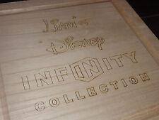 Personalised Engraved Wooden Storage Box - Skylanders / Disney Infinity Gift