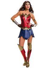 Wonder Woman Batman v Superman Superhero Comic Con Womens Costume