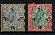 India KEdV11 OHMS Mint
