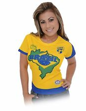 Brasil Blouse for woman 100% polyester_Made in Mexico