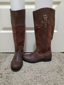 Ariat Womens Knee High Boots w/ Goretex Sz 6.5