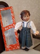 """Käthe Kruse Puppe """"Nannerl"""" 47cm, Hampelchen Nr. XII, NEU und originalverpackt"""