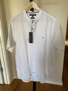 Tommy Hilfiger Linen Short Sleeve Shirt
