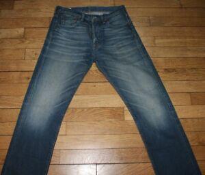 LEVIS 501  Jeans pour Homme W 28 - L 32 Taille Fr 38  (Réf # O400)