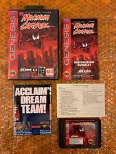 Spider-Man: Maximum Carnage (100% Carnage / Sega Genesis, 1994)