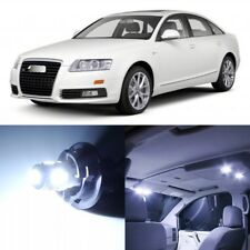 20 x Error Free White Interior LED Lights Package For 2005-2011 Audi A6 S6 +TOOL