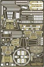 Paragrafix 111 1/350 USS Enterprise Refit Photo-Etch Set  for Polar Lights