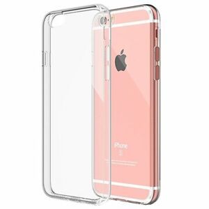 New Clear Ultra Thin Transparent Soft Gel TPU Soft Cover Skin Case For iPhone 7
