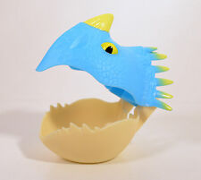 "2015 Stormfly Snack Bowl Head 5"" Wendy's Kids Meal Toy How To Train Your Dragon"