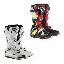 Stivali Moto Cross Off-road Enduro Alpinestars con Protezioni TECH 8 RS Boot