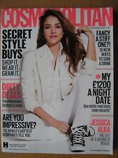 Cosmopolitan magazine September 2017 Jessica Alba Male Escorts Secret Style Buys