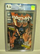 BATMAN 90 COVER A FIRST APPEARANCE DESIGNER TYNION JIMENEZ 2020 CGC 9.6