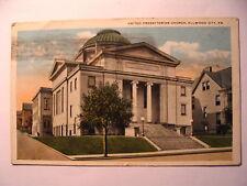 United Presbyterian Church in Ellwood City PA 1921