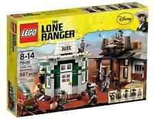 2 Lego Pistolen grau Western Cowboys Waffen Guns The Lone Ranger Neu