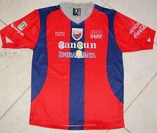 ATLANTE FC SAFETY SPORTS SOCCER FUTBOL JERSEY Cancun Corona Cozumel L Coca-Cola