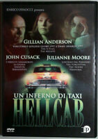 Un Inferno Di Taxi - Hellcab (DVD - Nuovo sigillato) - EP Enrico Pinocci