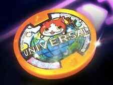 Rare!! Yokai Watch USJ Limited Medal Jibanyan JAPAN