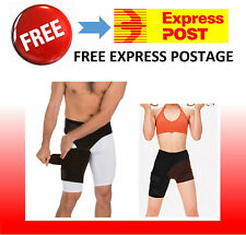 Groin Pain Relief Thigh Support Strain Brace Wrap Hip Compression Hamstring