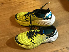 Hoka One One Clayton Running Shoes - Men Size 11.5 - 1012271 Neon Citrus Yellow