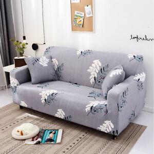 Elastic Stretch Sofa Cvers Slipcover Protector Settee Living Room L shape Sofa