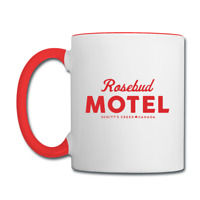 Rosebud Motel Schitts Creek Coffee Mug
