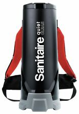 Sanitaire Backpack Vacuum Cleaner, 10 qt., 11.5A - SC535A