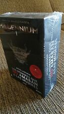 MILLENNIUM 1 - 2 DVD DELUXE BOX SET COLECCIONISTA LARSSON DESCATALOGADO