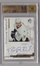 2006-07 SP Authentic EVGENI MALKIN Auto RC Rookie Card #d 999 BGS 9.5/10
