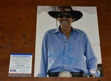 RICHARD PETTY Signed 8x10 Photo-Nascar Hall of Fame-Racing Legend-PSA