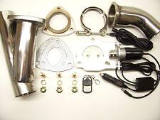 RSR MARMITTA becco 63,5mm 2,5 sportelli sistema sportelli di scarico cutout 16v vr6 Turbo