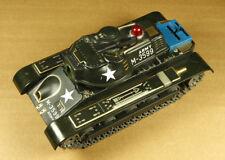Modern Toys Vintage Tin Tank M-3599 Made in Japan Very Slighlty Used RARE