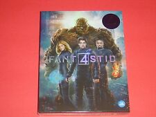 Fantastic Four 2015 Kimchidvd Collection Steelbook #07 Full-Slip 285/300