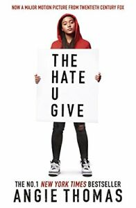 The Hate U Give by Thomas, Angie Book The Cheap Fast Free Post