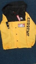 Supreme x The North Face Yellow Jacket